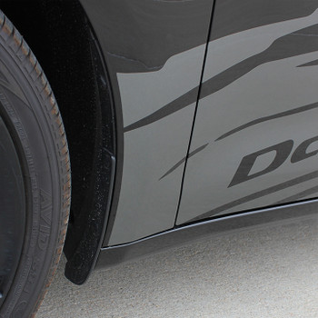 close up door 2016 Dodge Dart Graphics RIPPED DART 2013 2014 2015 2016