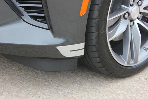 close up Chevy Camaro Rocker Panel Graphics TREAD ROCKER 2017 2018