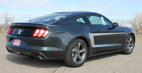 passenger 2015 Mustang with Racing Stripes REVERSE 2015 2016 2017