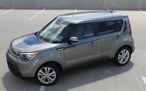 front angle 2018 Kia Soul Decals ENSOUL 2014 20158 2016 2017 2018 2019