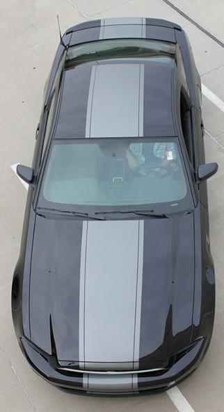 front 2014 Custom Ford Mustang Stripes VENOM 2013 2014