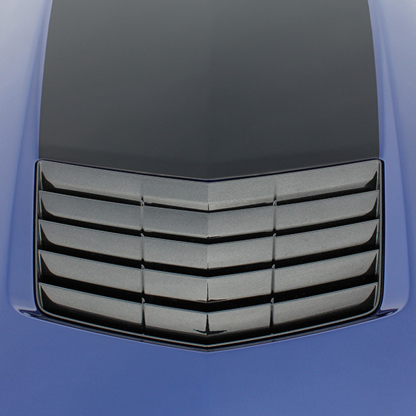 close up hood Chevy Corvette hood stripe C7 HOOD 2014-2018 | FastCarDecals