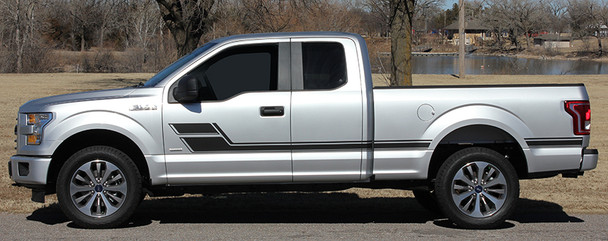 profile Ford Truck Side Decals and Stripes ELIMINATOR 3M 2015-2019