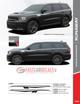 flyer for 2020 Dodge Durango Side Stripes