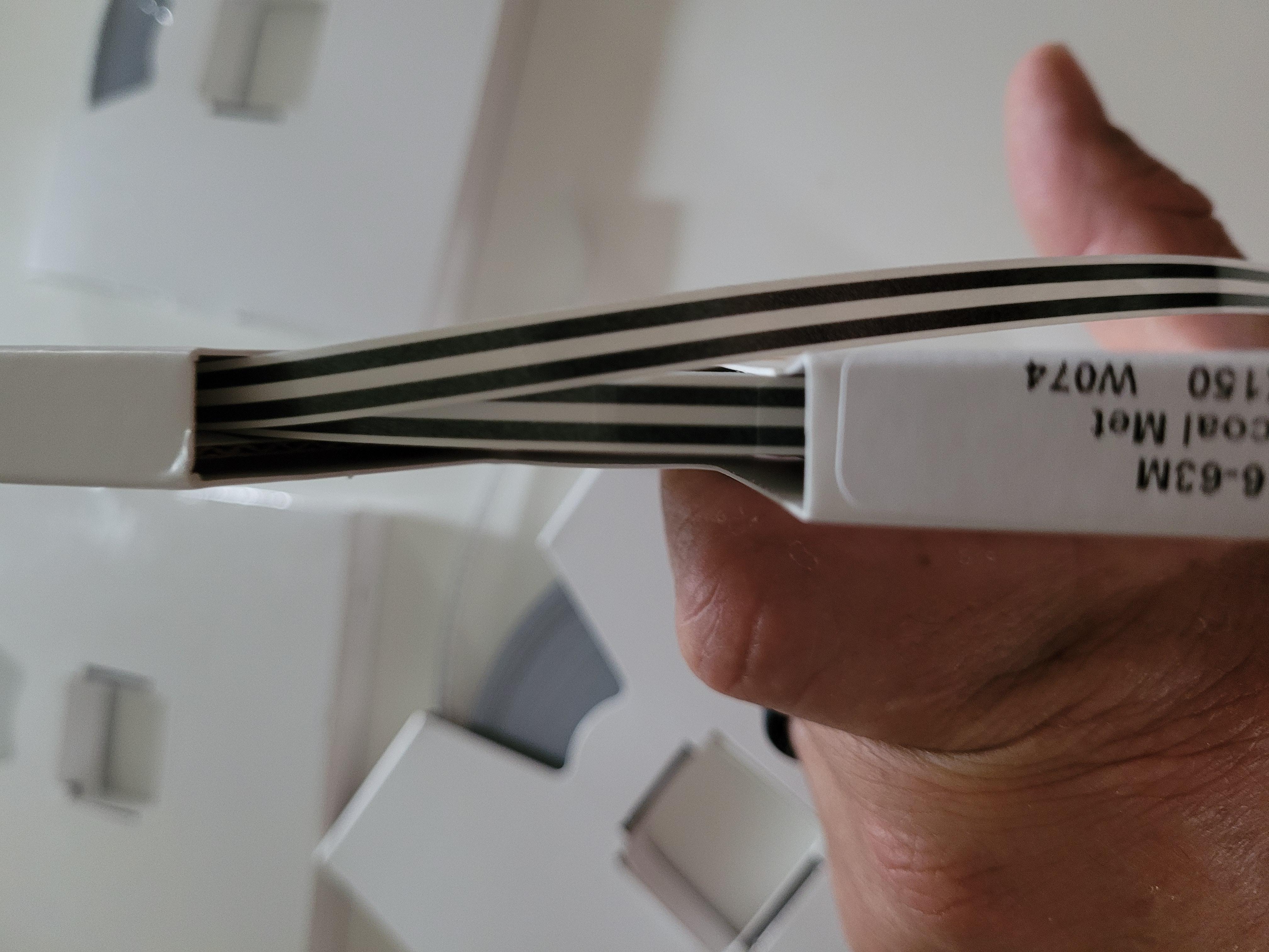 "3/16"" Pinstripes Auto Pin Stripe Vinyl Tape Stripe Roll Stripes 150' Long"