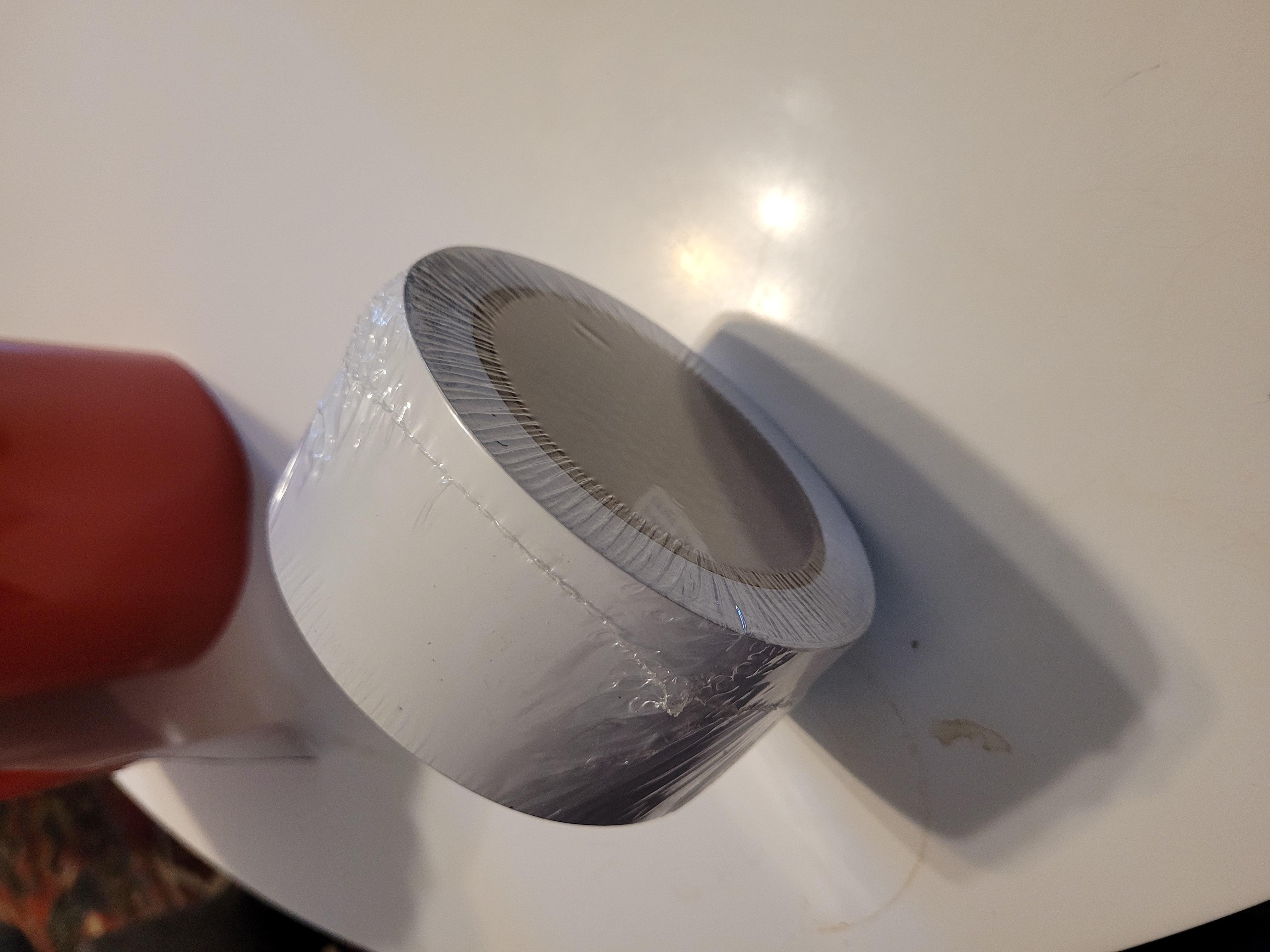"2"" Two Inch Wide SOLID Auto Pinstripe Vinyl Tape Stripe Roll 50' Long"