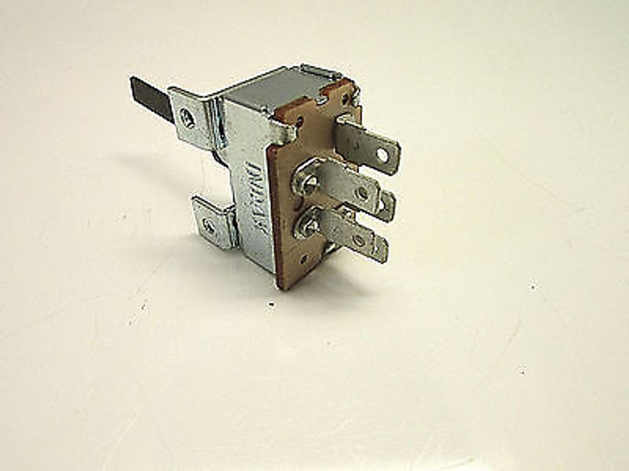 Lever Control 3 Speed Indak A C Blower Switch pat #3 223 794
