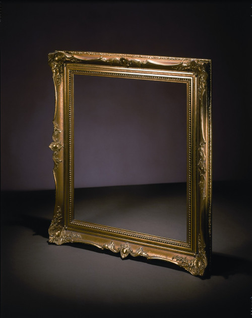 "FM 341 - Gold Metal Leaf MO  Tone The Frame in this Image is 16""  x  20"" (Art Size)"