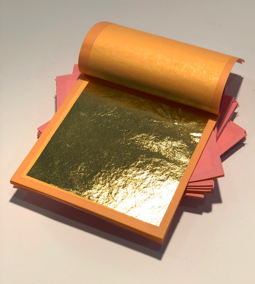 22K Gold Leaf Single Wt 130g
