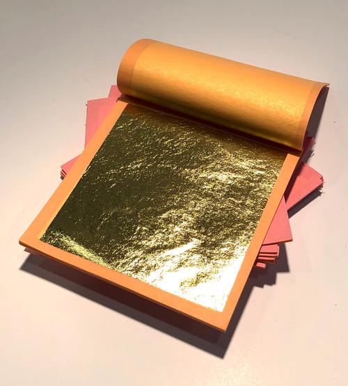 23K Gold Leaf Single Wt 130g