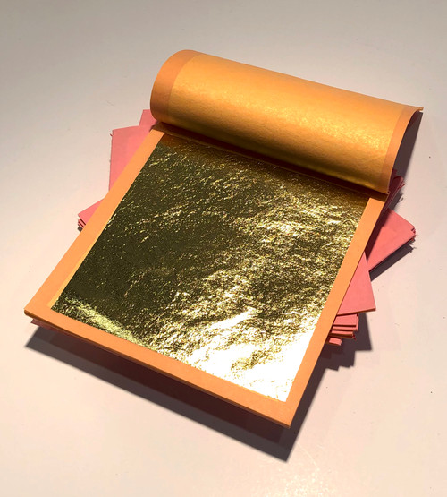 23K Gold Leaf, Double Weight 160 g