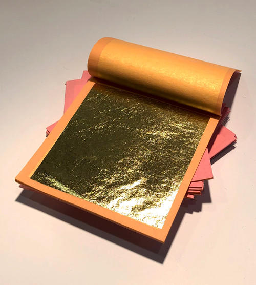 23K Xtra Heavy Gold Leaf, Double Weight 160 g