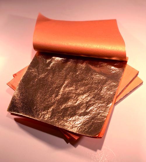 Pure Copper Leaf