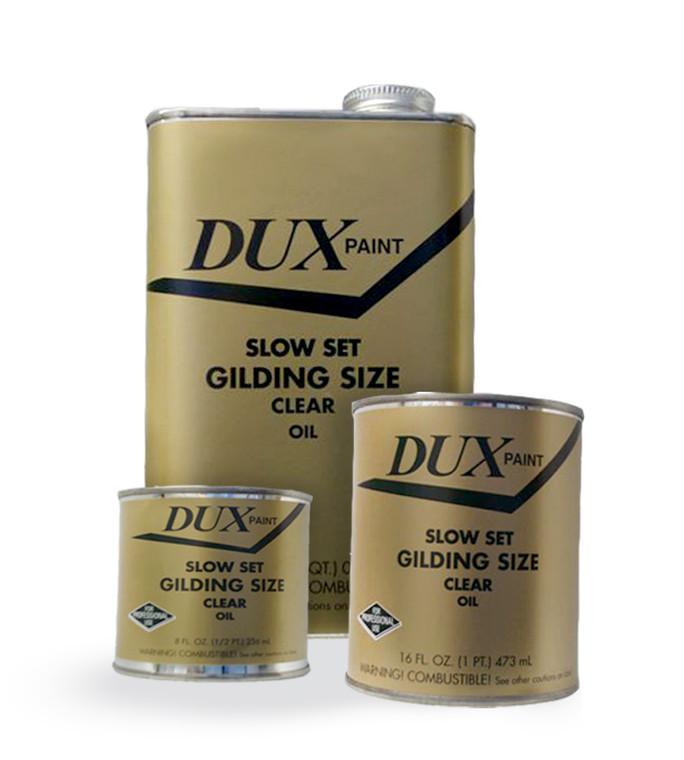 Dux Slow Set Gilding Size