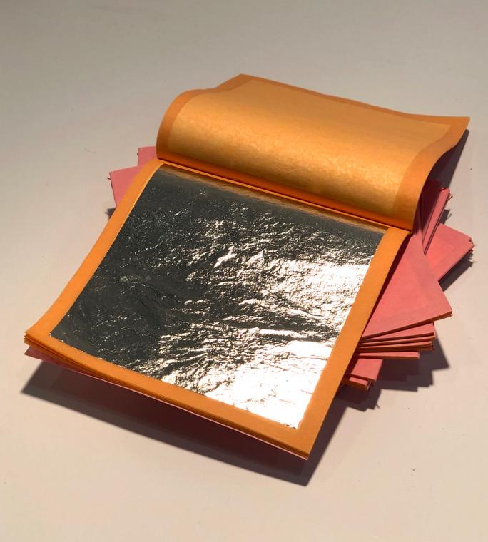 12K Gold Leaf Single Wt 130g