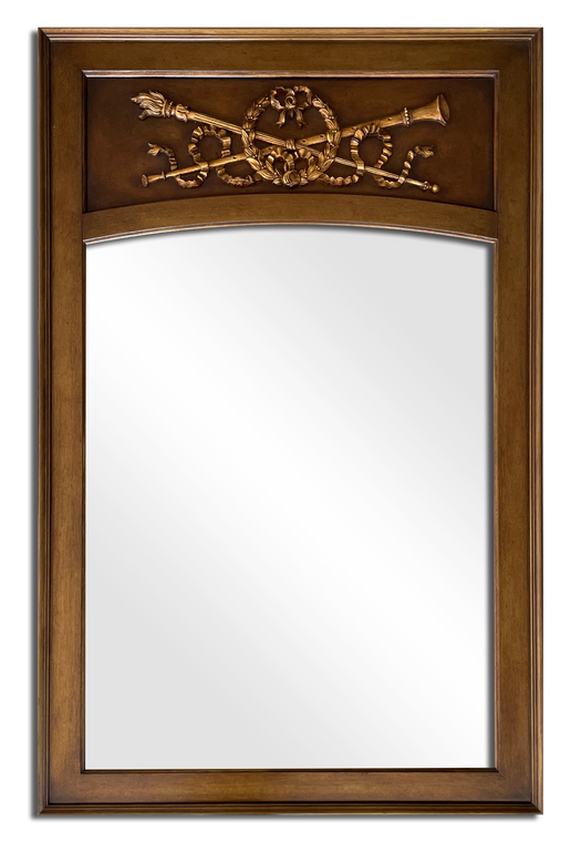 """French Style Mirror - 31"""" x 50"""""""