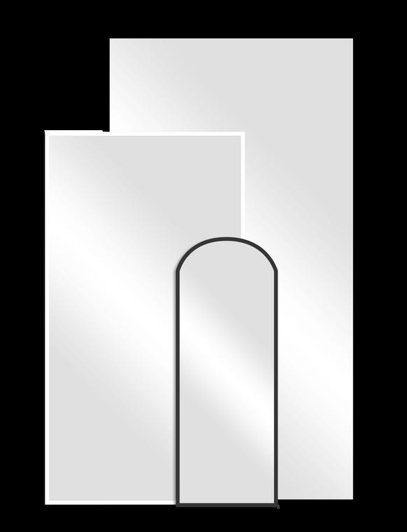 Custom Mirror Size
