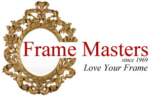 Frame Masters - Custom Art/Photo Framing LA