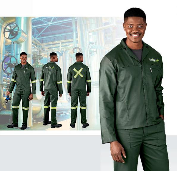 Acid Resistant Conti Suit