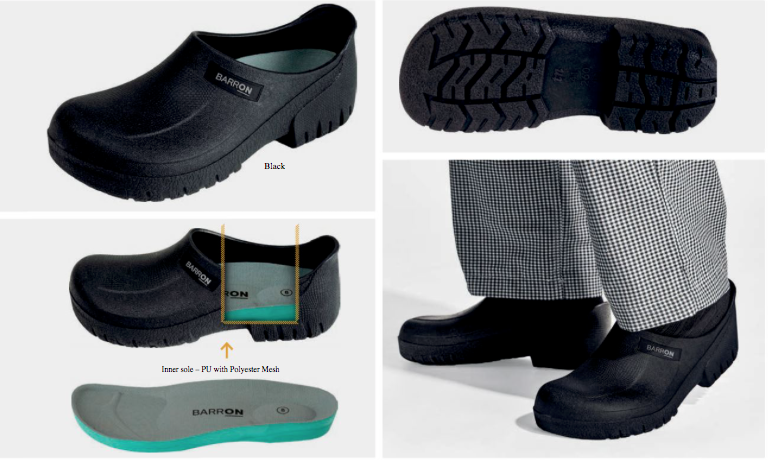Footwear - Safety Shoes