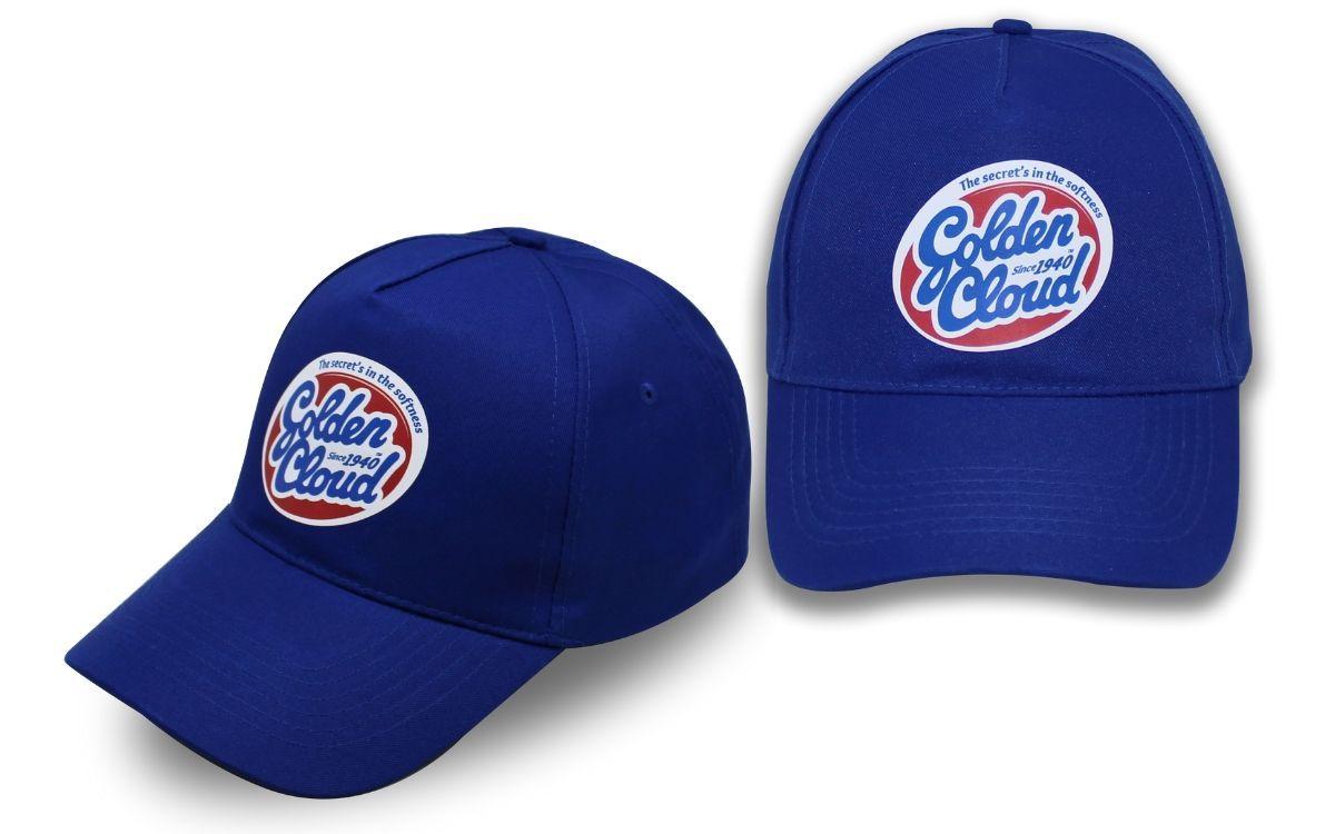 Cap + Free Branding Special