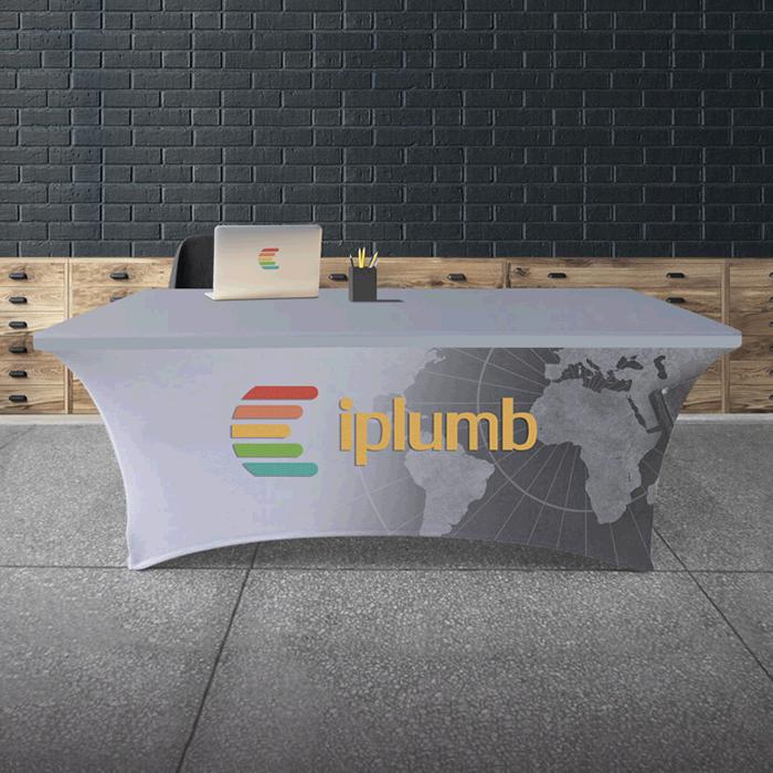 Table Cloth Branding