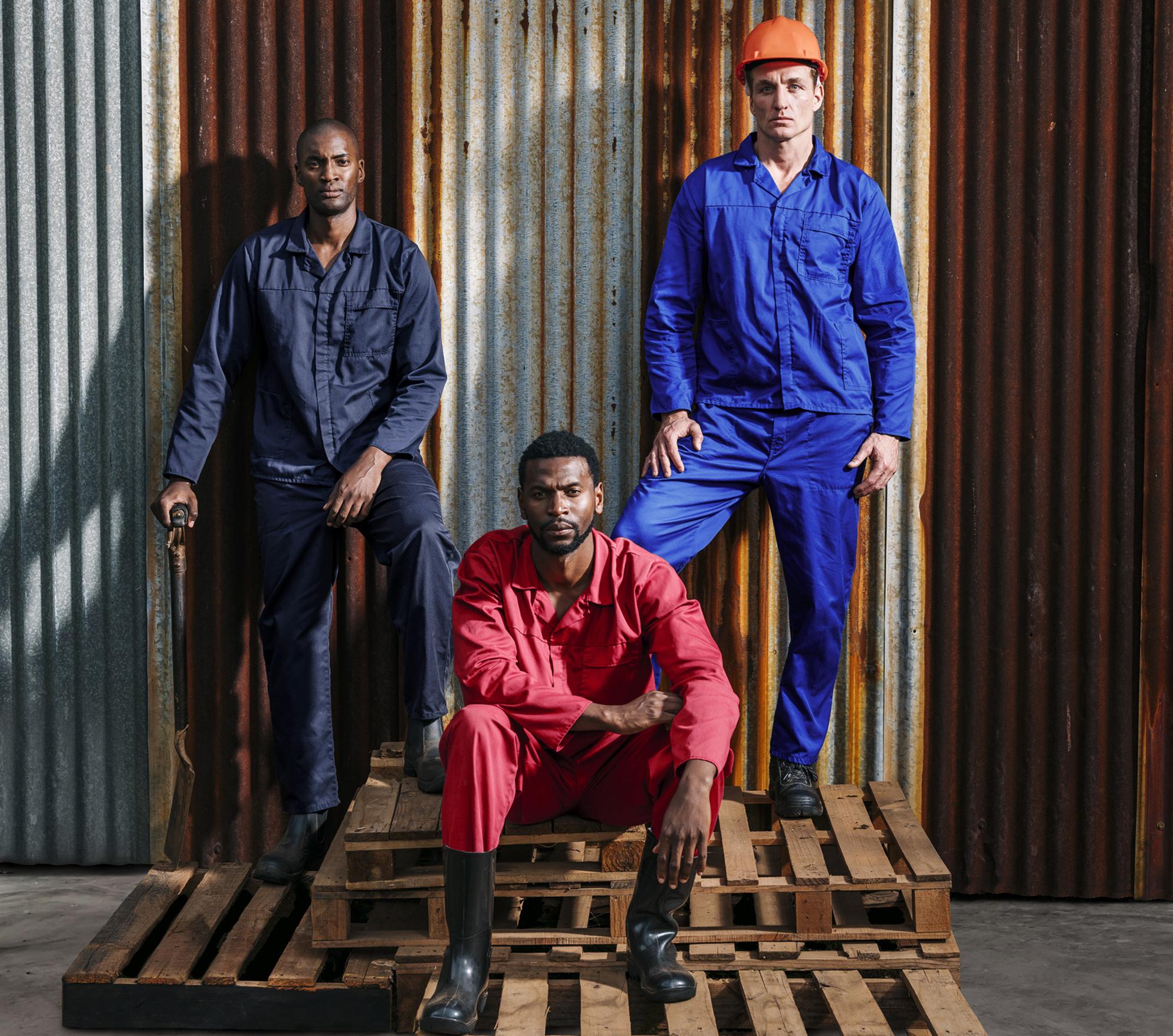 Conti Suits | Boiler Suits