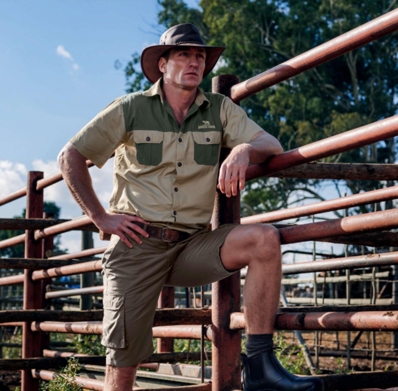 Safari Bush Shirts & Blouses