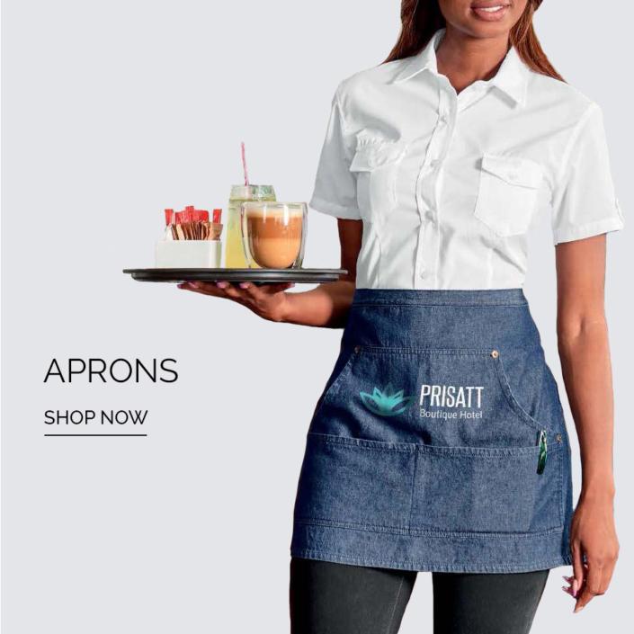 Waiters & Bar Aprons