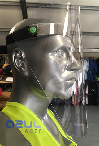 Perspex Face Shields