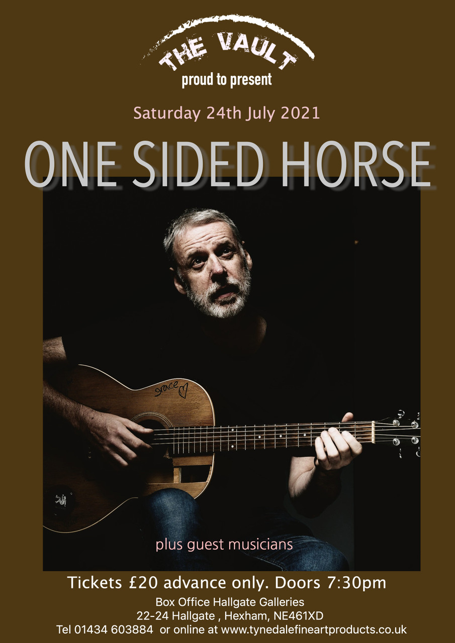 One Side Horse 24th July 2021