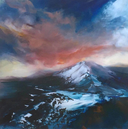 Early Snow, Troutbeck by Trevor Craggs - Print