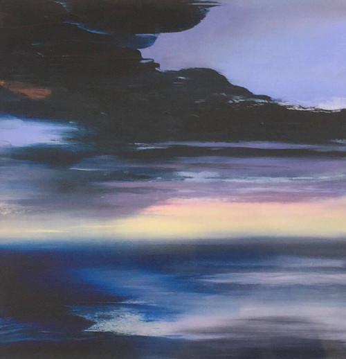 Fire Light By Trevor Craggs - Print