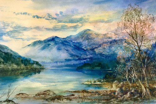 Derwentwater Dream by Ben Haslam