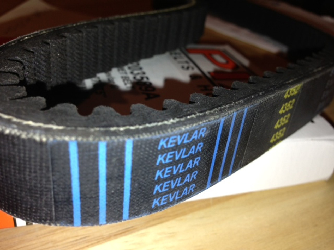 Kevlar Belt Xrs mid, Hammerhead 80t, COMET 203589