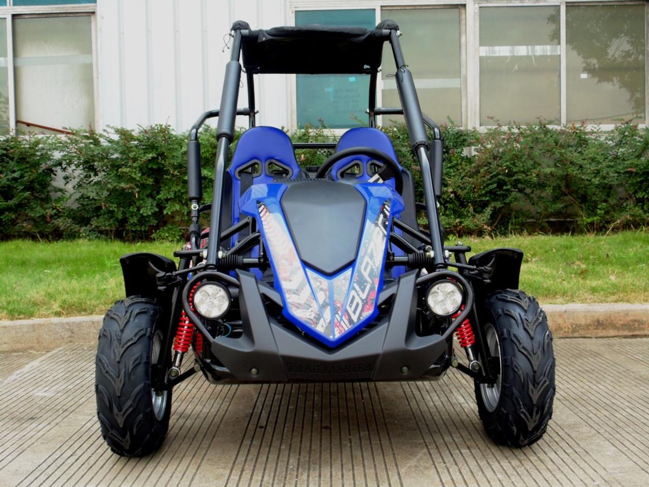 Trailmaster Blazer 200-R