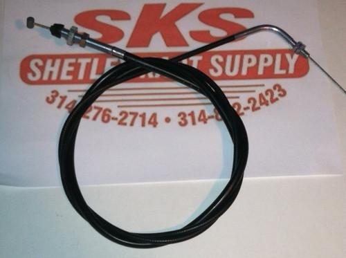 Throttle cable XRX mini