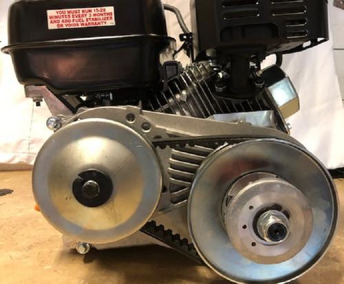 New Predator 212 Engine Kit with Torque Converter Assembled