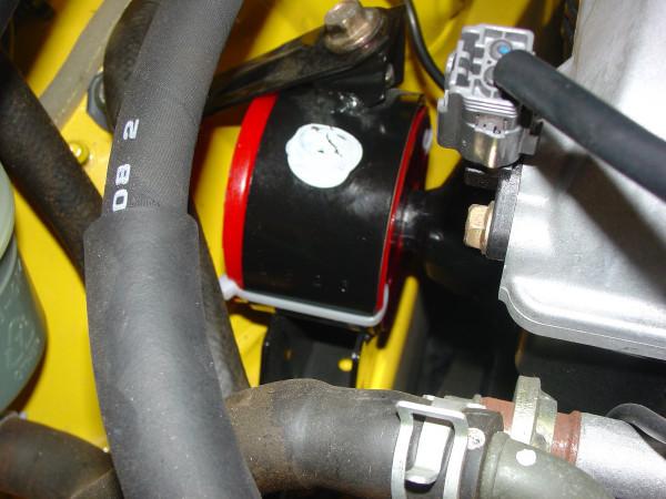 Engine Mount Inserts - Protege 1999-03 - Passenger's Side