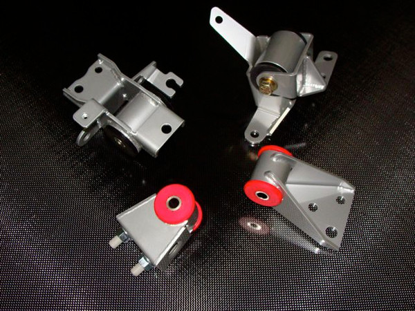 Complete Engine Mount Kit - Protege / P5 / Mazdaspeed Protege