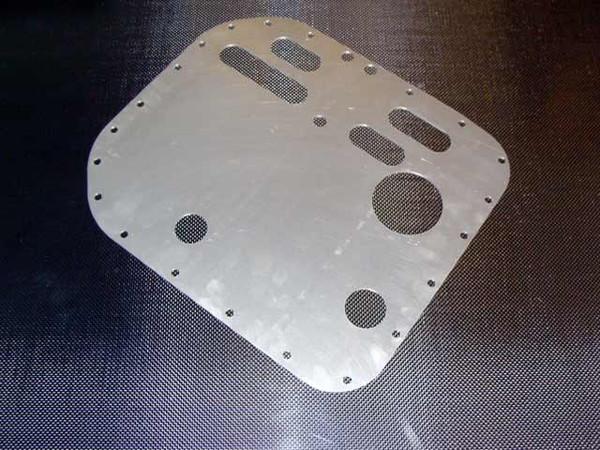 Oil Baffle Plate  12A