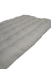 CRIB MATTRESS - Organic Eco-Wool - Baby / Toddler Bed - Hypoallergenic, Chemical-Free , Hand-made
