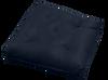BLACK HEMP CANVAS FABRIC - By The Yard - Low Impact Dyed - 16.5 Oz. - 100% Hemp material