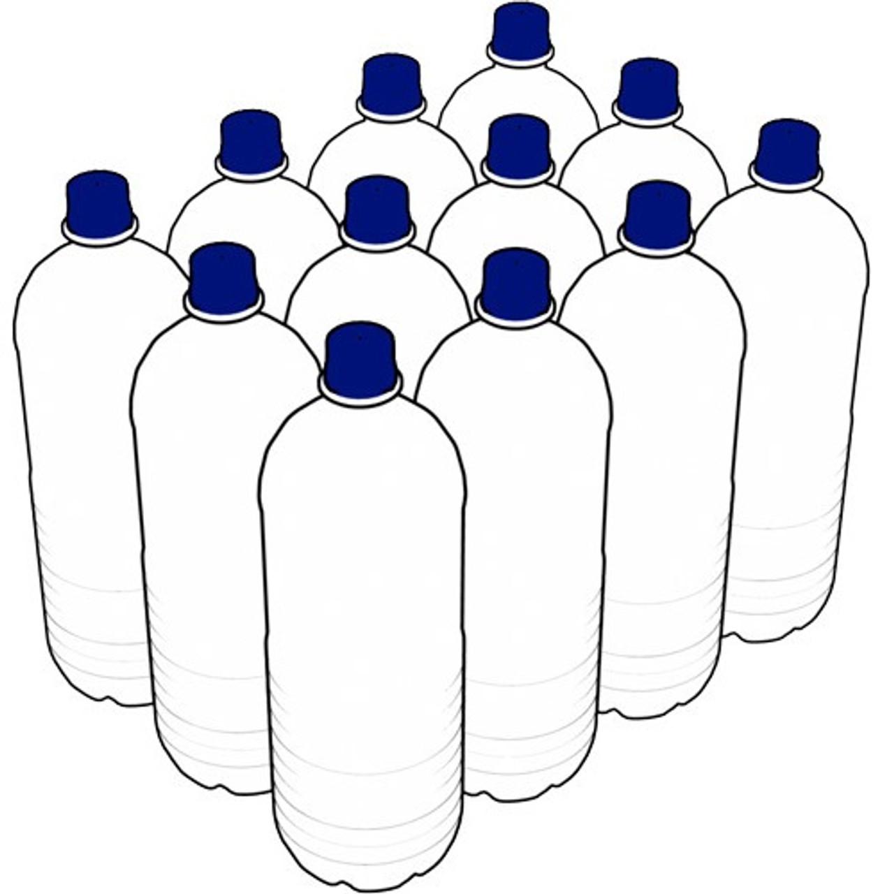 Unique Water 1.5L bottles (carton of 12)