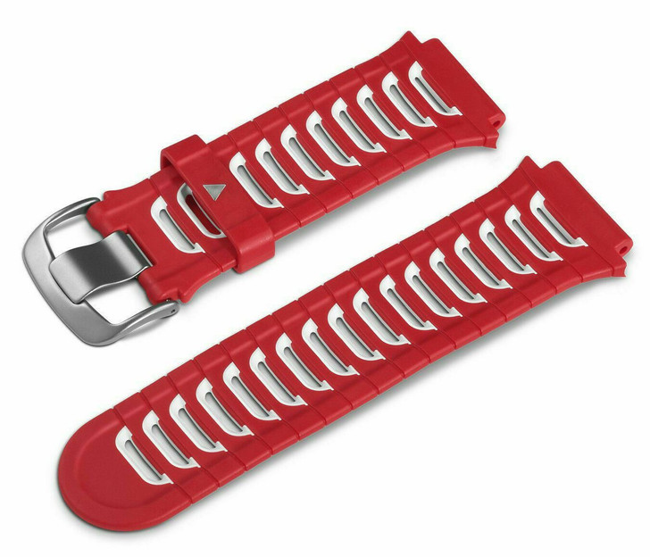 Garmin Replacement Wrist Watch Strap Band|For Forerunner 920XT|Red & White