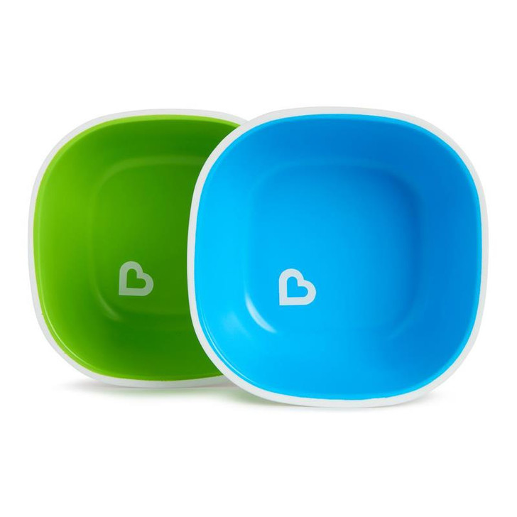 Munchkin Splash Bowls|Kid's Gripping Food Container|Mealtime/Food Accessory|6m+