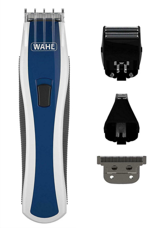 Wahl 4 in 1 Lithium Men's SPL T-Shaped Cutter-Blade Trimmer Shaver Clipper