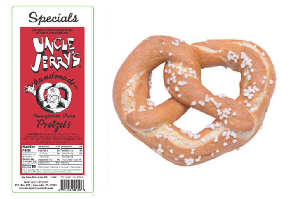 Specials Regular Salt Pretzel 1