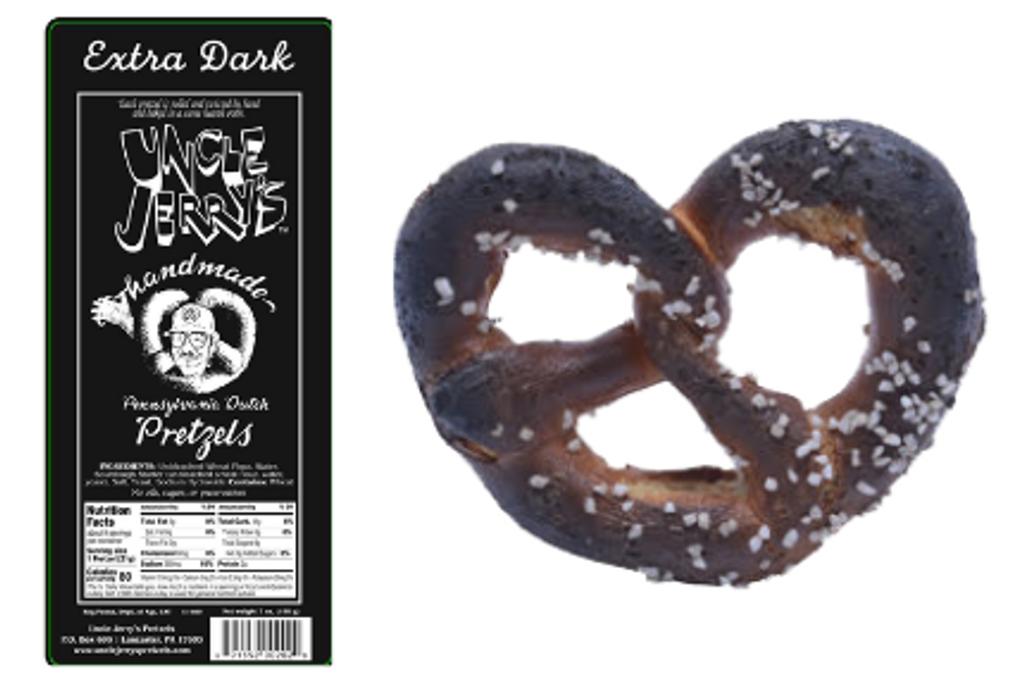 Extra Dark Regular Salt Pretzel 1