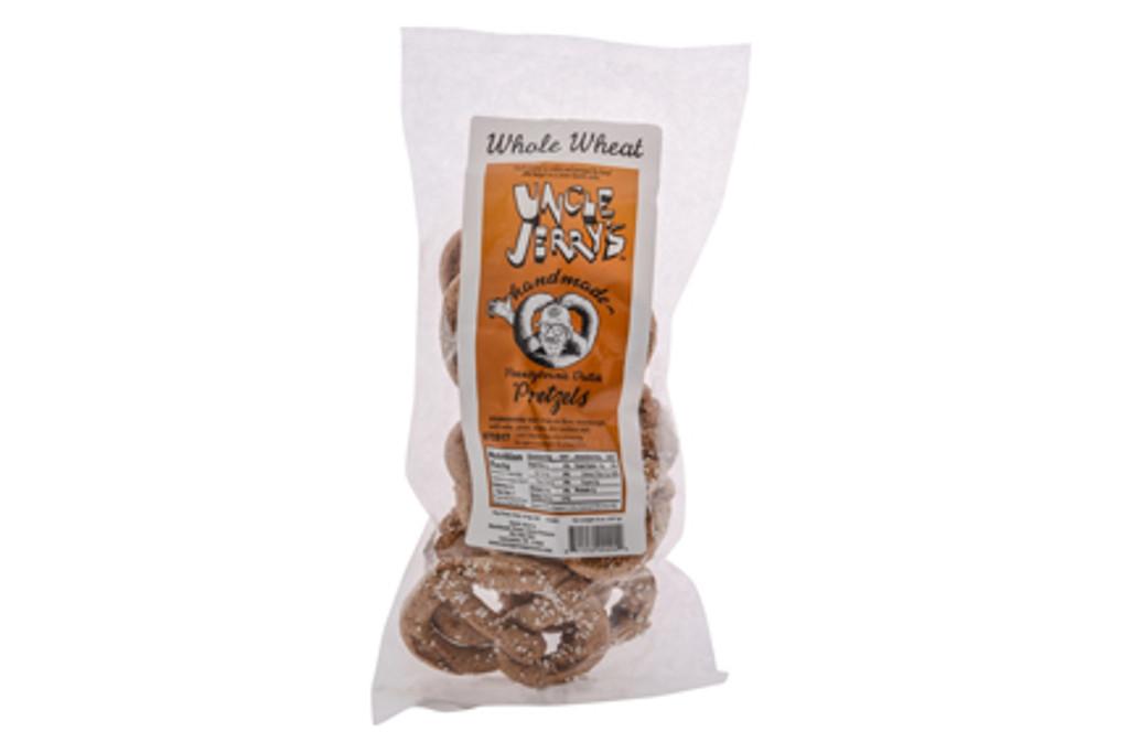 Uncle Jerry's Whole Wheat Pretzel Bag